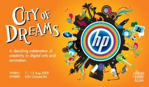 HP City of Dreams Banner