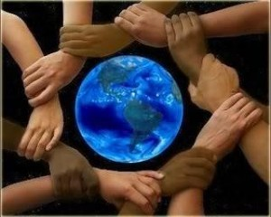 We are all part of the world