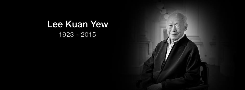 A Personal Letter my Hero, Mr. Lee Kuan Yew